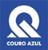 Couro Azul Logo